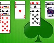 Aces up solitaire online k�rtya j�t�k