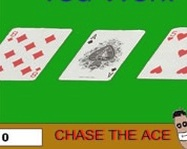 Dill s Chase the Ace Game k�rty�s j�t�kok