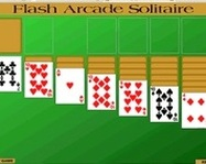 Flash arcade solitaire online