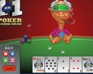 Grampa Grumbles 1on1 poker online