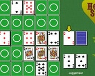 Holdem Squares Solitaire online