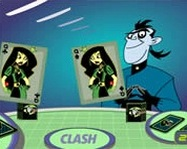 Kim Possible card clash online