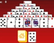 Pyramid solitaire online