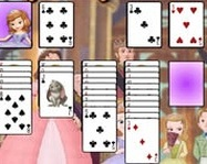 Sofia the first solitaire online